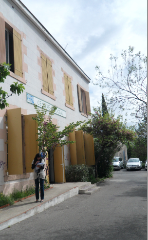 1-villa Castellane--centre social