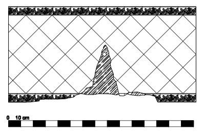 8-mur de faience relevéa