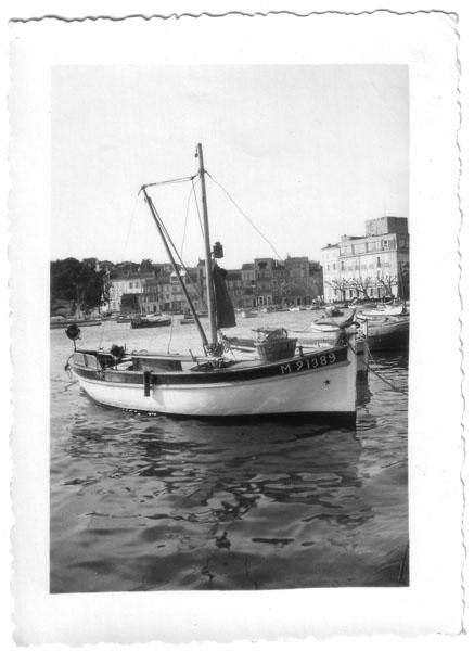 Sanary port 1939